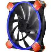 Antec Illuminated Quiet Cooling Fan, Blue (TRUEQUIET120UFO BLUE)