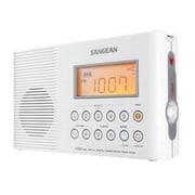 Sangean H201 FM/AM/Weather Alert Shower Radio