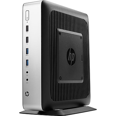 HP® t730 AMD R-Series RX-427BB Quad-Core 2.70 GHz Thin Client (P3S26AT#ABA)