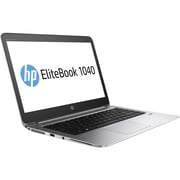 "HP® EliteBook 1040 G3 14"" Notebook PC, LCD, Intel Core i5-6300U, 256GB, 8GB, Windows 7 Professional, Silver"