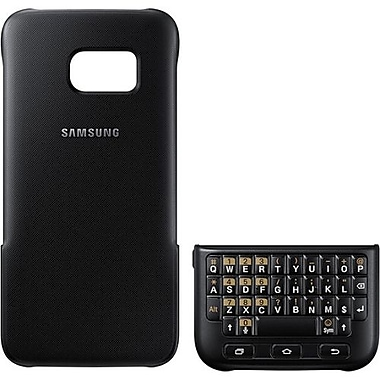 Samsung EJ-CG930UBEGUS Keyboard Cover for Samsung Galaxy S7, Black