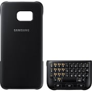 Samsung EJ-CG935UBEGUS Keyboard Cover for Samsung Galaxy S7 Edge, Black