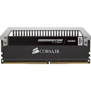 Corsair CMD32GX4M4A2666C15 Memory Module, Dominator® Platinum Series 4 x 8GB, DDR4 SDRAM, DIMM, DDR4-2666/PC4-21300