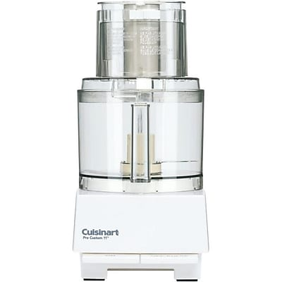 Conair-Cuisinart Pro Custom 11 Food Processor, White (DLC-8SY) IM11Y6230