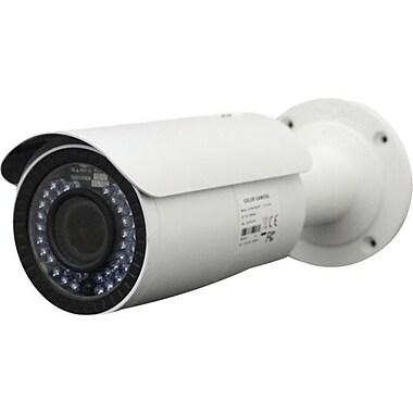 Avue AV16HTWA-2812 Vari-Focal IR Bullet Camera, White