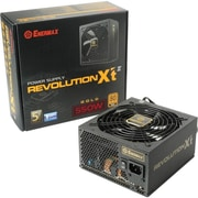 Enermax Revolution X't 80 PLUS GOLD Certified Semi-Modular Active PFC Power Supply, 550 W (ERX550AWT)