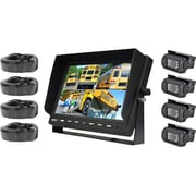Pyle PLCMTR104 Rearview Backup Camera and Monitor Safety Driving Video System