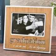 FashionCraft Laser Engraved Graduation Picture Frame