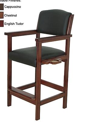 RAM Game Room Specialty Bar Stool; English Tudor