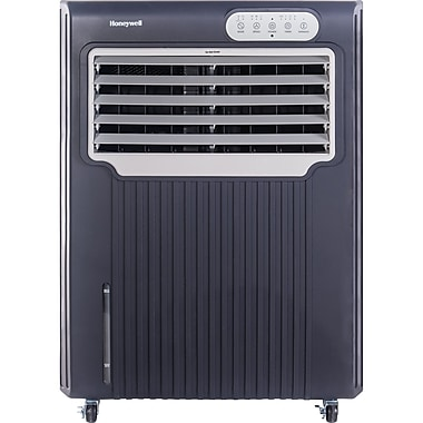 Honeywell 148pt Indoor/Outdoor Evaporative Air Cooler, Gray/White (CO70PE)