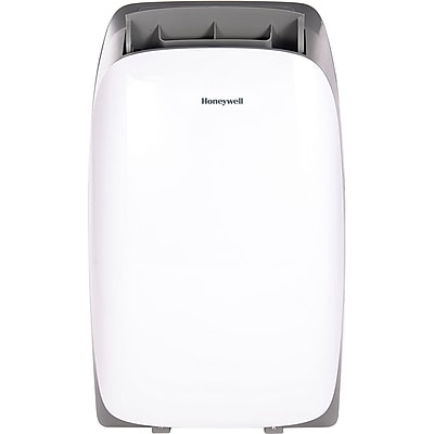 Honeywell HL Series 10,000 BTU Portable Air Conditioner with Remote Control - White/Gray (HL10CESWG) 2119832