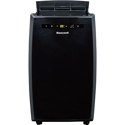 Honeywell 12,000 BTU Portable Air Conditioner with Remote Control - Black (MN12CESBB)