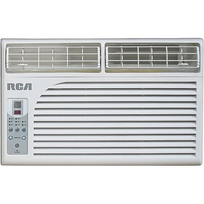 RCA 6,000 BTU 115V Window-Mounted Air Conditioner with Remote Control (RACE6001) 2119815