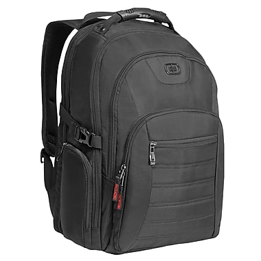 OGIO Urban Backpack, Black (111075.03)