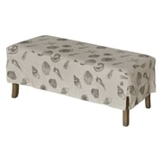 Forty West Classic Upholstered Bench