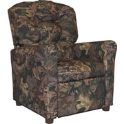 Brazil Furniture Harvest Camo Kids Recliner