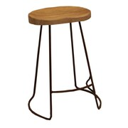 The Urban Port 23.5'' Bar Stool