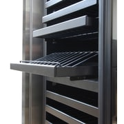 Vinotemp 142 Bottle Dual Zone Convertible Wine Cellar; Right