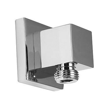 Opella Wall Supply Elbow; Chrome