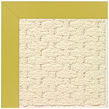 Capel Zoe Off White Indoor/Outdoor Area Rug; Square 12'
