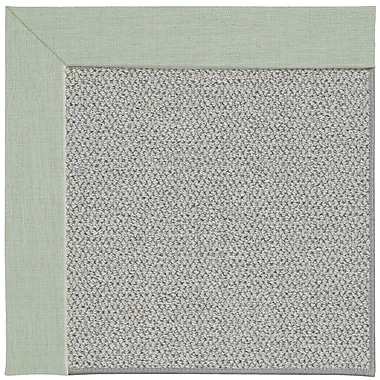 Capel Inspirit Silver Machine Tufted Minty/Gray Area Rug; Rectangle 10' x 14'