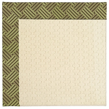 Capel Zoe Off White Indoor/Outdoor Area Rug; Rectangle 2' x 3'