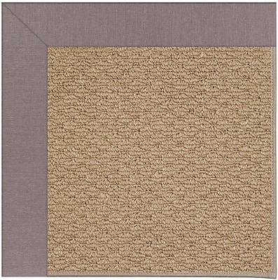 Capel Zoe Machine Tufted Evening and Beige Indoor/Outdoor Area Rug; Rectangle 2' x 3'
