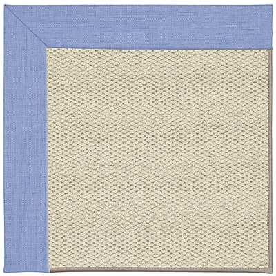 Capel Inspirit Linen Machine Tufted Spa/Beige Area Rug; Rectangle 9' x 12'