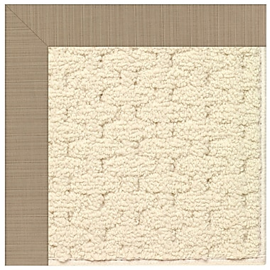Capel Zoe Off White Indoor/Outdoor Area Rug; Rectangle 7' x 9'