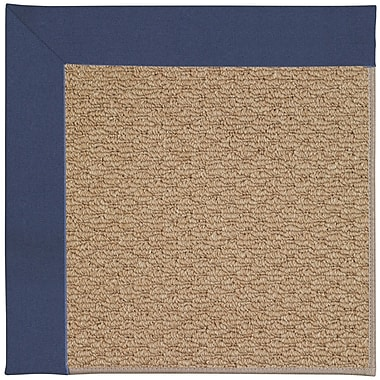 Capel Zoe Machine Tufted Brown and Beige Indoor/Outdoor Area Rug; Rectangle 10' x 14'