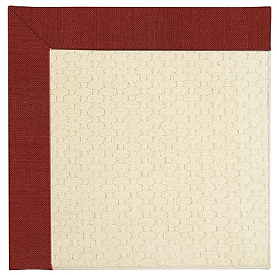 Capel Zoe Beige Indoor/Outdoor Area Rug; Rectangle 3' x 5'