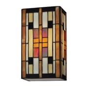 Dale Tiffany Isles of Eden 1-Light Wall Sconce
