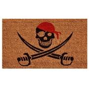 Home & More Pirate Doormat