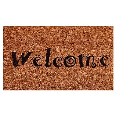 Home & More Fizzy Welcome Doormat