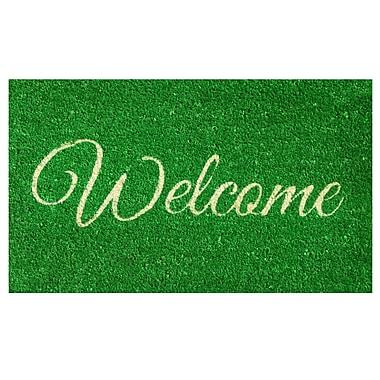 Home & More Welcome Doormat