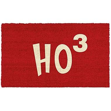 Home & More Ho Ho Ho Doormat