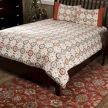 Wildon Home Dianah 3 Piece Comforter Set; California King