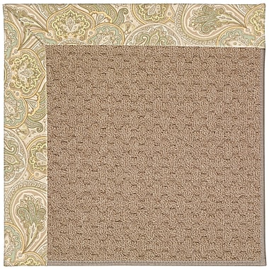 Capel Zoe Grassy Mountain Machine Tufted Quarry Indoor/Outdoor Area Rug; Rectangle 5' x 8'
