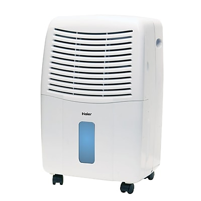 Haier 45 Pint Energy Efficient Dehumidifier, Refurbished 2105857