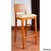 Benkel Seating Italia 30'' Bar Stool; Cherry