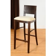 Benkel Seating Italia 30'' Bar Stool; Walnut