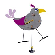 H & K SCULPTURES Bird Clock