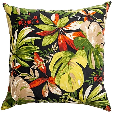 Softline Home Fashions Sunline Kena Decorative Indoor/Outdoor Throw Pillow