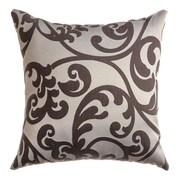 Softline Home Fashions Karaj Throw Pillow; Chocolate