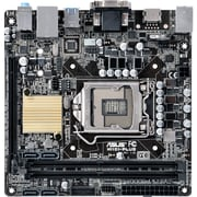 ASUS® Desktop Motherboard, Intel H110 Chipset (H110I-PLUS/CSM)