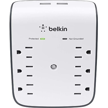 Belkin™ SurgePlus™ BSV602TT 900J Surge Suppressor/Protector