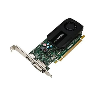 HP Quadro K420 Graphic Card, 2 GB DDR3 SDRAM, PCI Express 2.0 x16, Lowprofile, (N1T07AT)