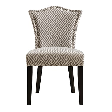 Right2Home Dining Chair, Maza Grey (DS-2525-900-383)