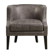 Right2Home Uph Leather Arm Chair, Pellini Thunder (DS-2521-900-388)