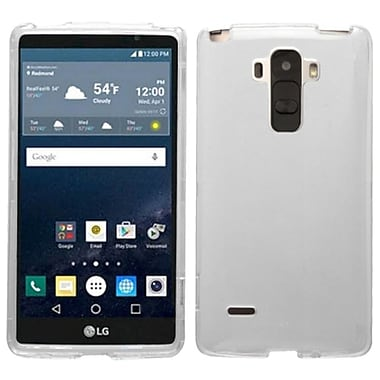 Insten Hard Snap-in Crystal Cover Case For LG G Stylo, Clear (2118892)
